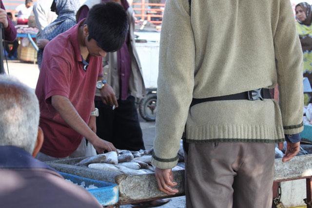 """فیلم """"یک کیلو ماهی برای مراسم اسکار"""" با تصویربرداری زهیر ابتهاج"""