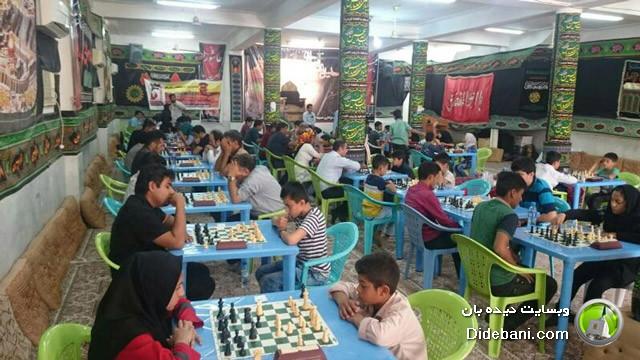 ششمین دوره مسابقات شطرنج جام نوروز 1396
