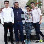 علی رسولی - محمد جریده - فاضل رسولی