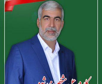 حسین تمثده، کاندیدای پنجمین دوره شورای اسلامی دیده بان