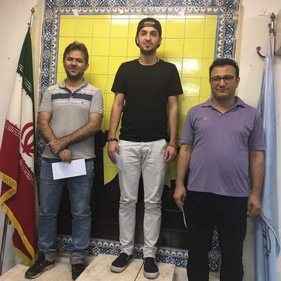 حسین انصاری از دیده بان قهرمان مسابقات شطرنج سریع ریتد هرمزگان شدند