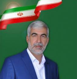 حسین تمثده رئیس شورای بخش صحرای باغ