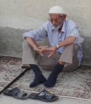 حاج غلامحسین صبوری