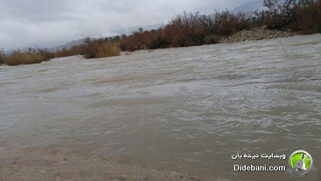 عکس های زیبا از دیده بان پس از باران / بهمن سال 1395