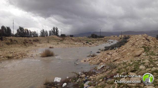 رعکس های زیبا از دیده بان پس از باران / بهمن سال 1395