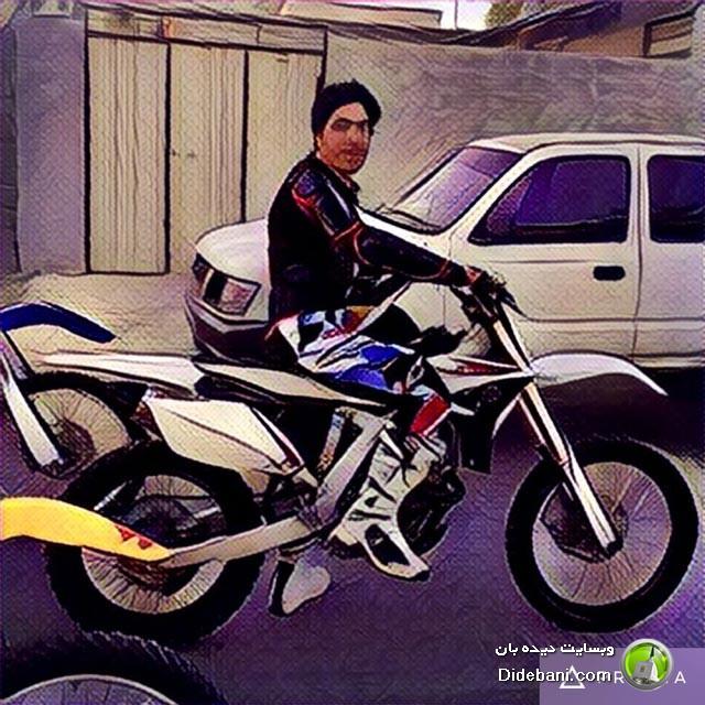 عکس پروفایل موسی بلارک