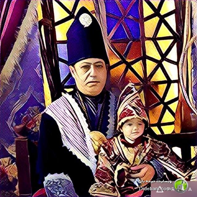 عکس پروفایل عبدالرضا بزرگمنش