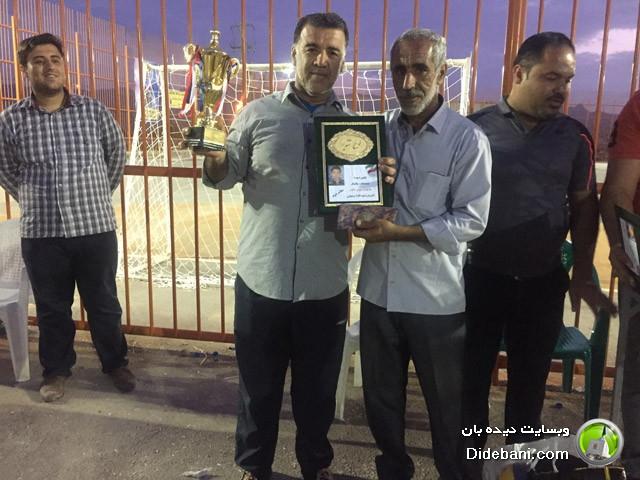 محمد انصاری مربی تیم دوم
