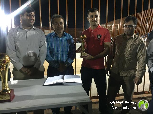 محمد هاشمی - تیم سوم