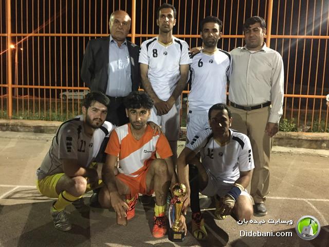 تیم قهرمان - پارس