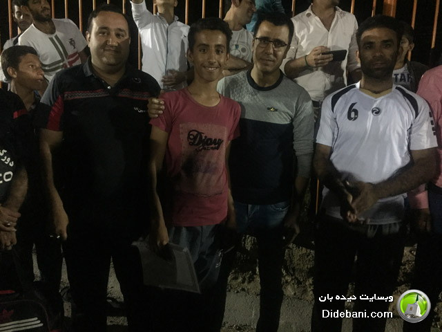 پدیده مسابقات: محمدرضا افاضل