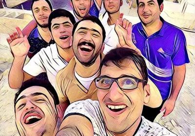 عکس پروفایل علی سلحشور