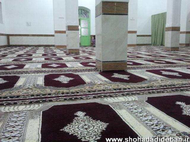 مسجد ولیعصر دیده بان | عکس از مجتبی شکور