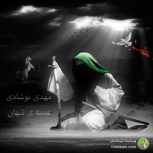 نوحه غصه ی تنهایی – مهدی نوشادی