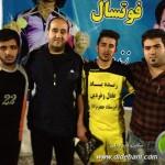 علیرضا کمالی (فنی) - علی اکبر حسنی (اخلاق)