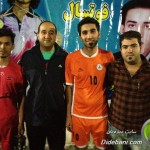 محسن افراسیابی (فنی) - سجاد امینی (اخلاق)