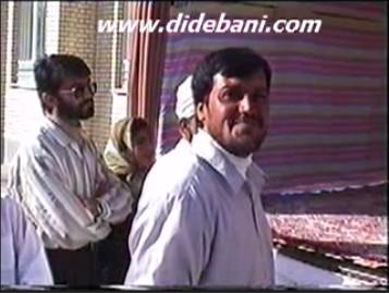 مرحوم عزیز احمدی
