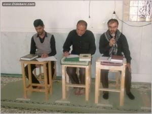 داوران : مجتبی شکور - سیف الله باقری - عباس صبوری