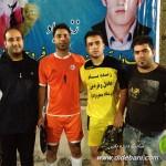 محمد رزمجو (اخلاق) - منصور دادگر (فنی)