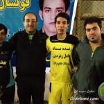 کیوان بلارک (فنی) - وحید محمدی (اخلاق)