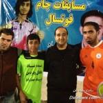 محمد عباسی (فنی) - علیرضا بلارک (اخلاق)