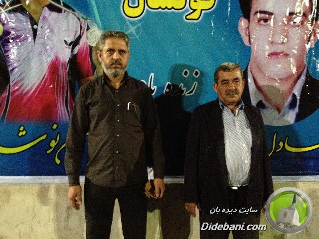 حاج فتحعلی تهمایون - محمد نوشادی