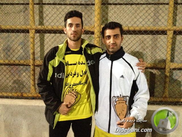 محمد هاشمی - وحید انصاری