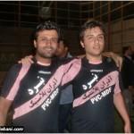 محمد رزمجو و احمد روشن روان