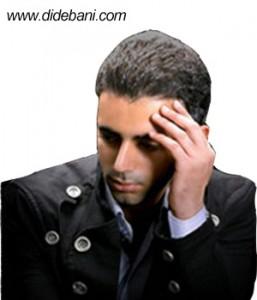 مهدی نوشادی هنرمند دیده بانی