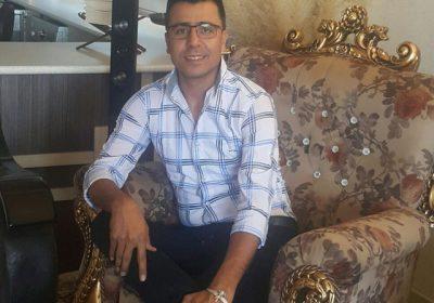 هوشنگ انصاری، کاندیدای پنجمین دوره شورای اسلامی دیده بان