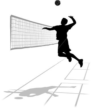 مسابقه والیبال دیده بان - فداغ